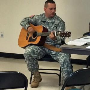 Guitar Chaplain